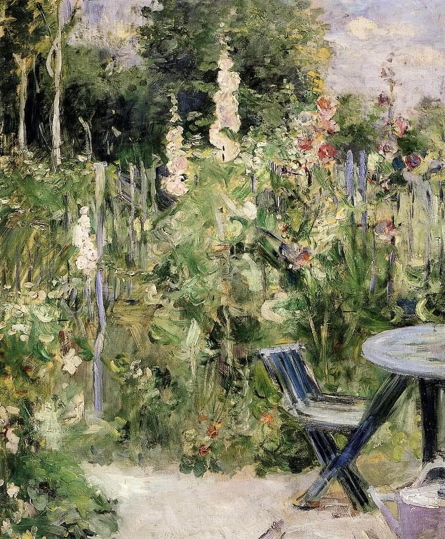 """Malwy"" - Berthe Morisot"